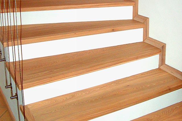 Valentini pavimenti for Rivestire una scala in legno